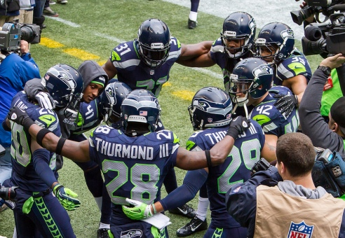 Legion of Boom - CC image courtesy of MIKEMORRIS of Flickr