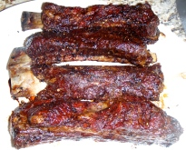 Big Red's BBQ Beef Ribs